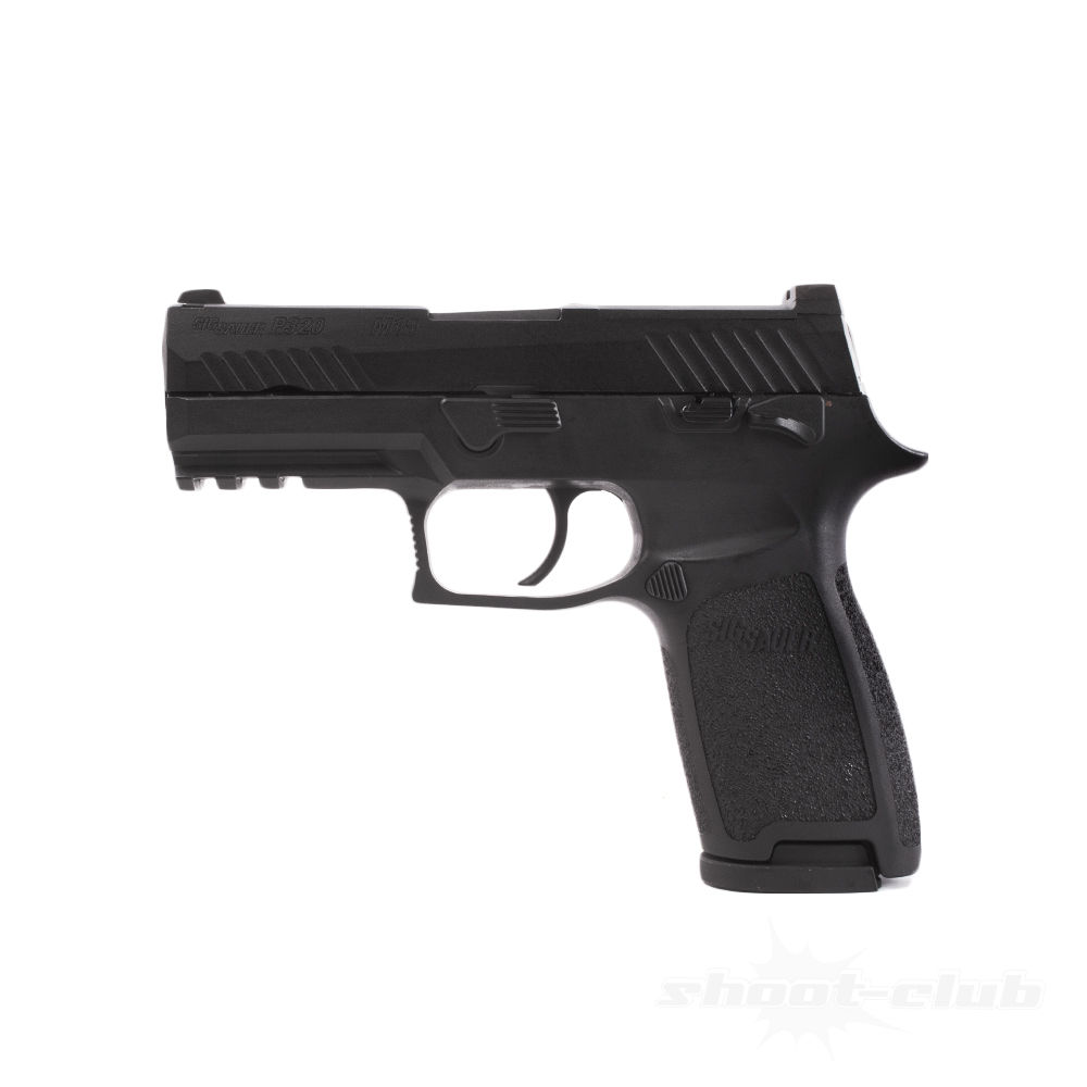 Sig Sauer ProForce P320 M18 Airsoft Pistole GBB .6mm Black