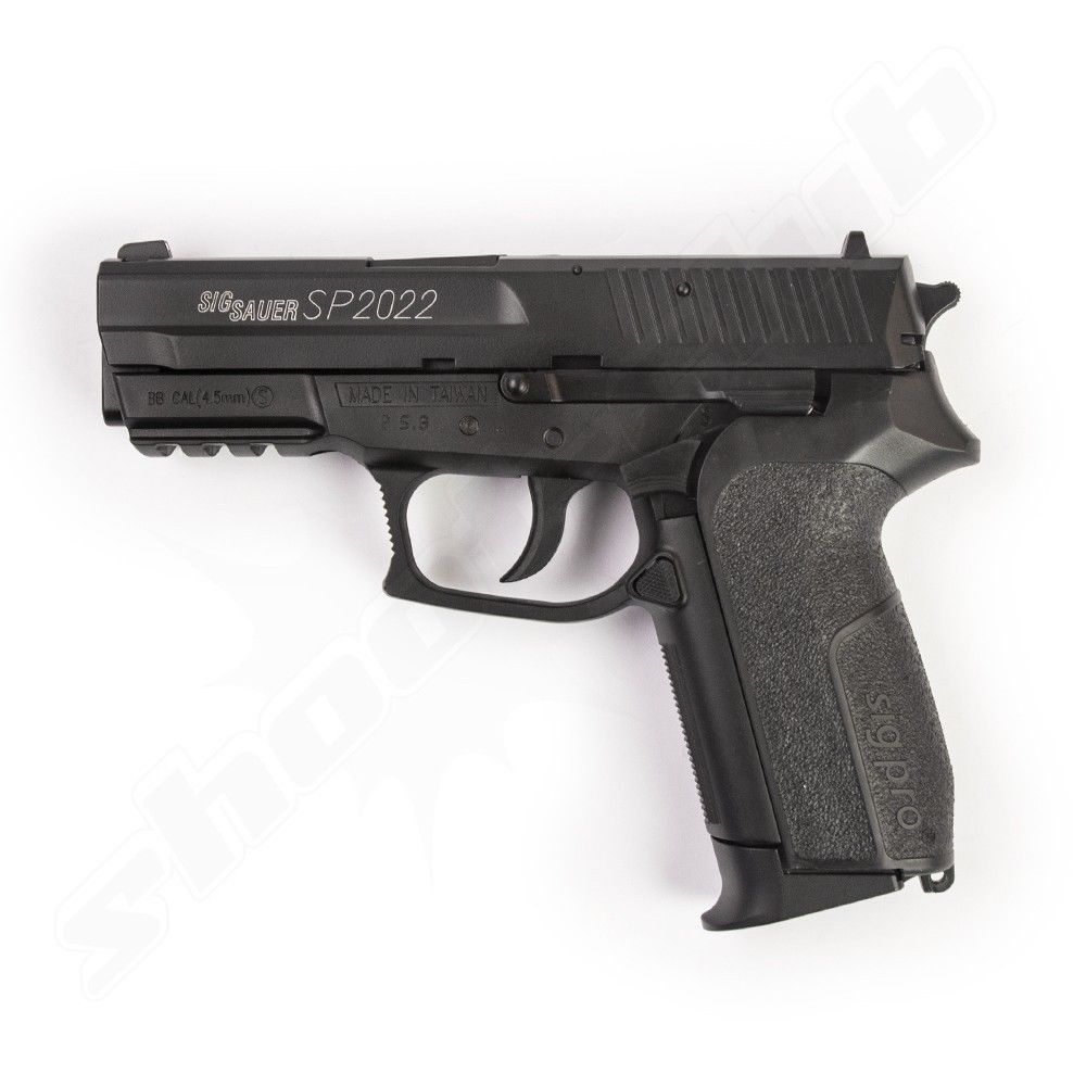 Sig Sauer SP2022 CO2 Pistole 4,5mm BBs - Non Blowback