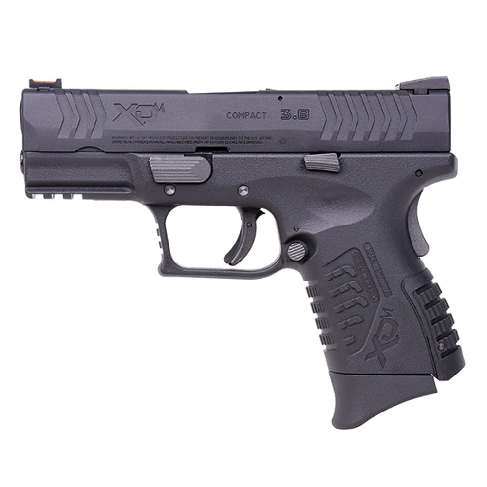 Springfield XDM Compact Airsoft GBB Pistole ab18 - Black