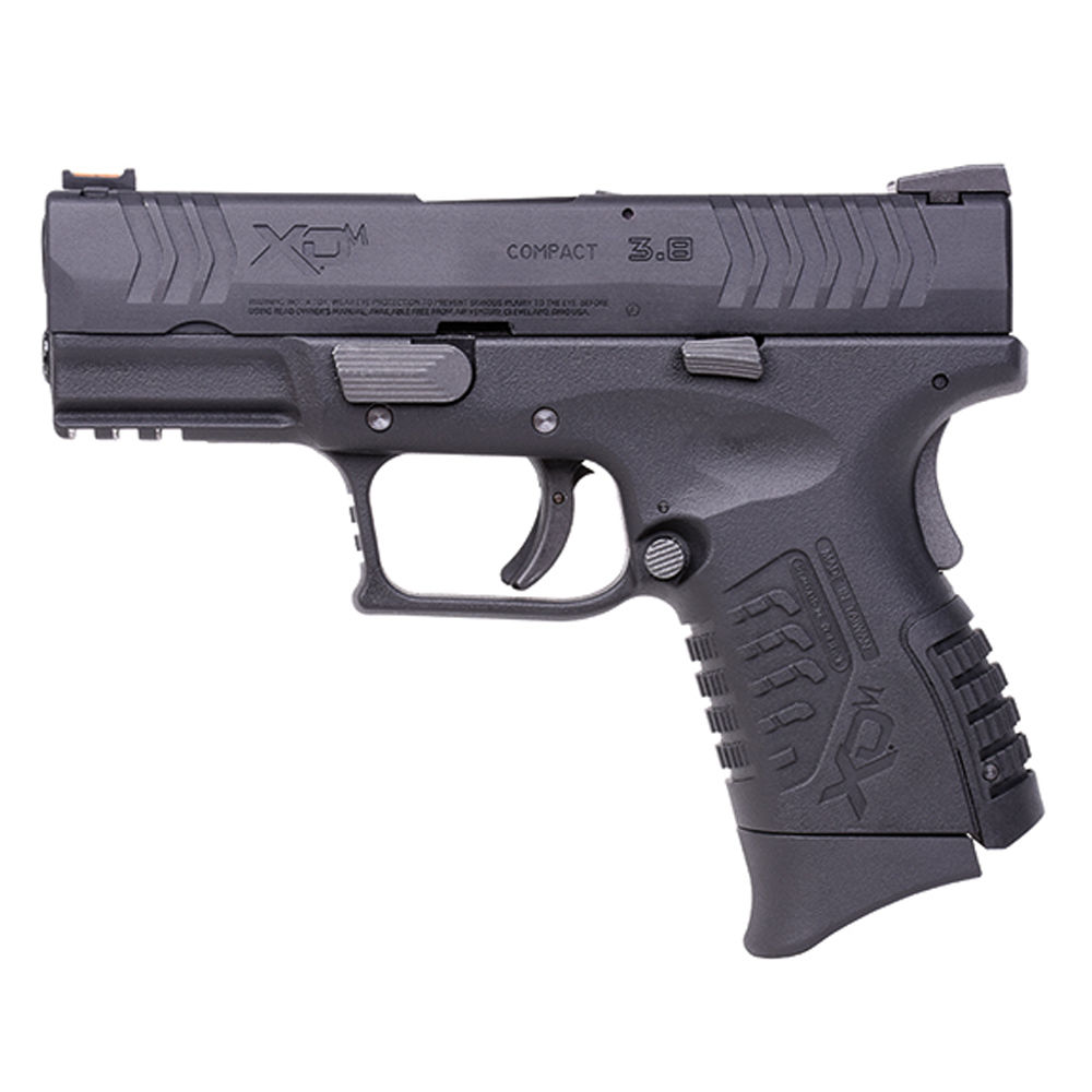 Springfield XDM Compact CO2 Pistole Kal. 4,5mm Stahl BBs