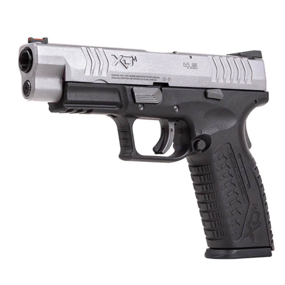 Springfield XDM bicolor CO2 Pistole Kal. 4,5mm Stahl BBs