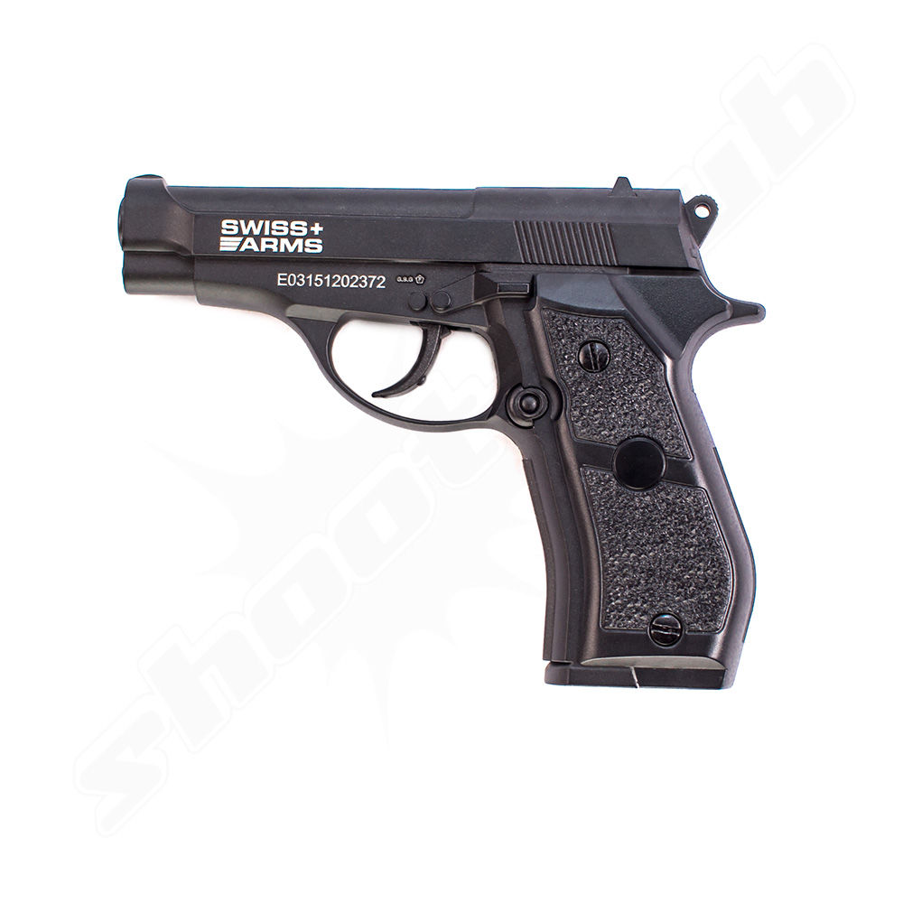 Swiss Arms P84 CO2 Pistole NBB Kaliber 4,5mm