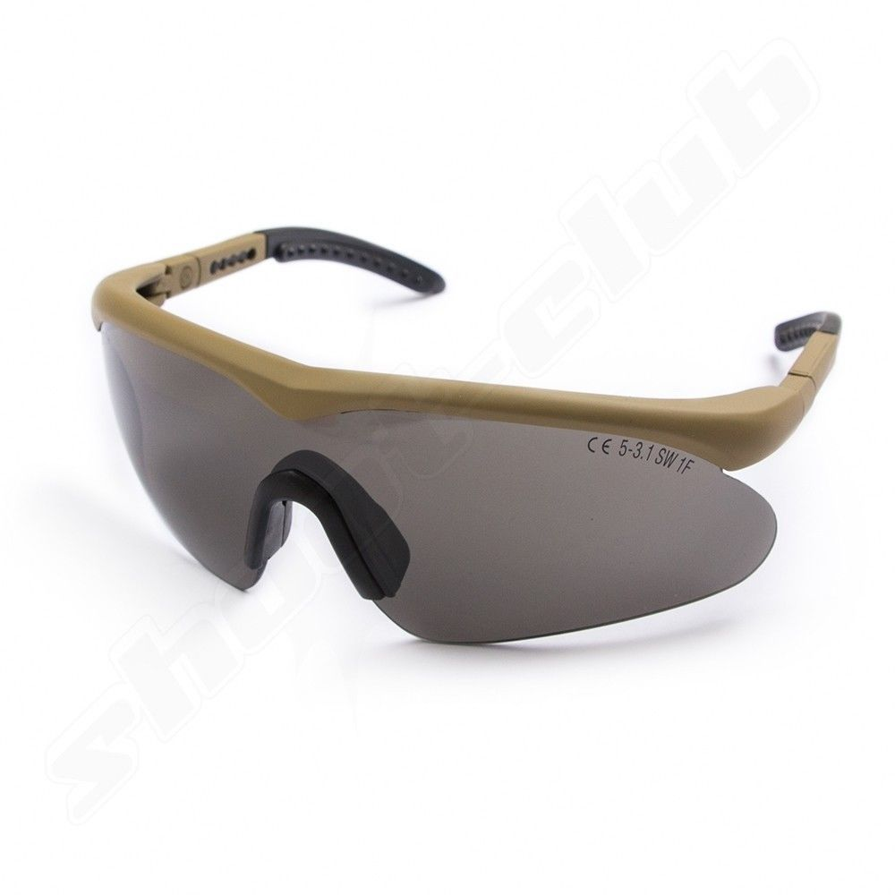 Sport- u. Schutzbrille Raptor oliv Ox90vq