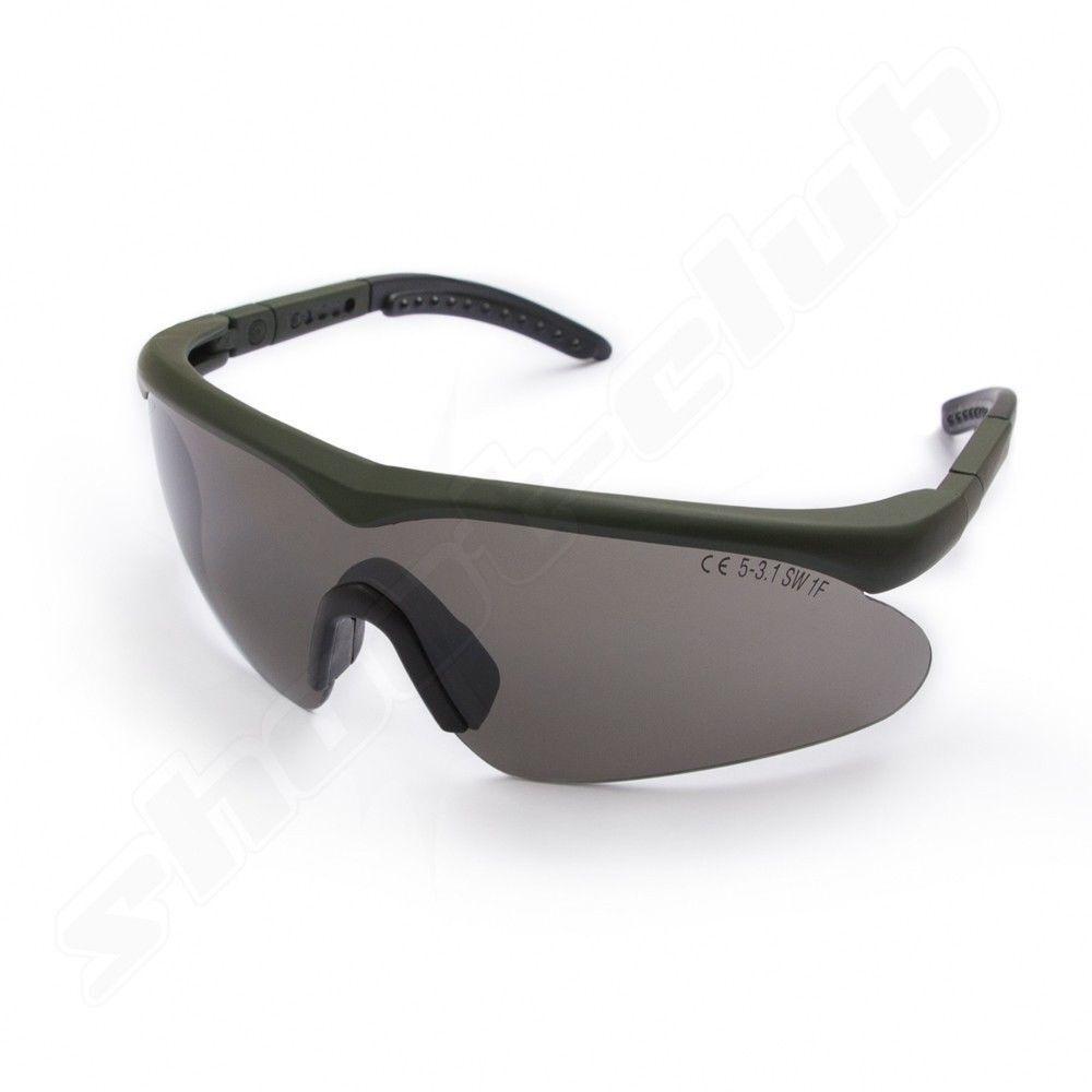 Swiss Eye Raptor oliv - Schutzbrille / Sportbrille