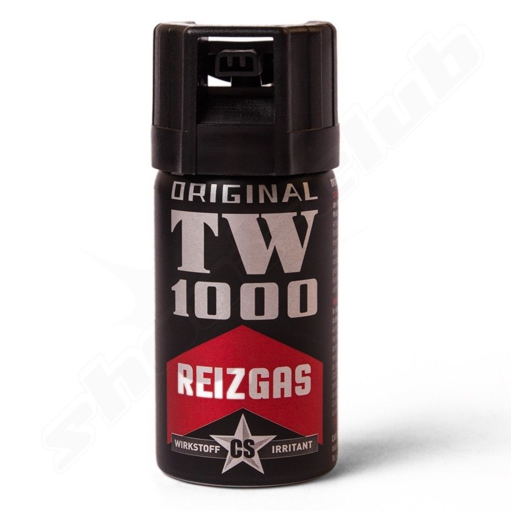 TW1000 CS Gas Abwehrspray Man - 40ml