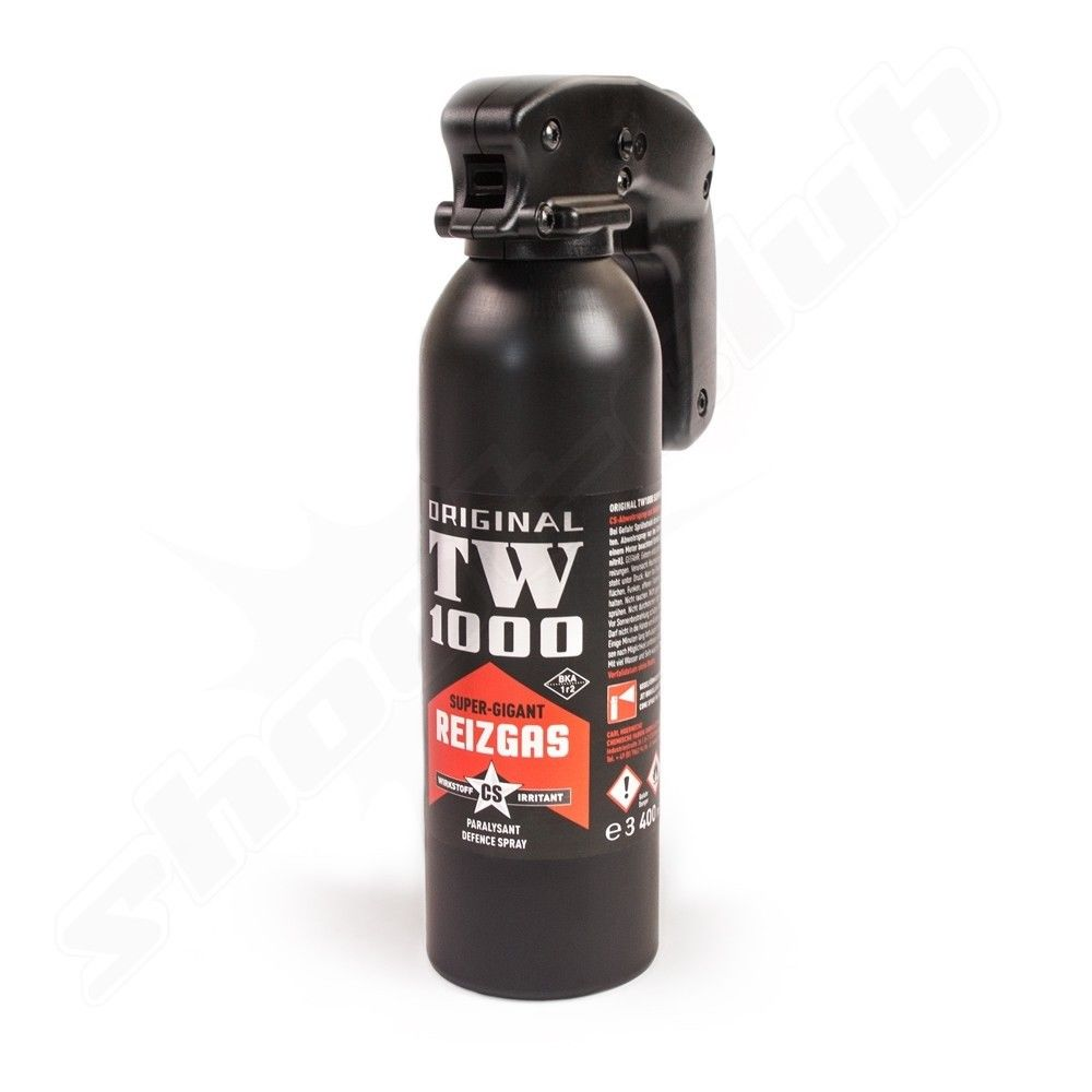 TW1000 Super Gigant CS Gas Spray - 400ml