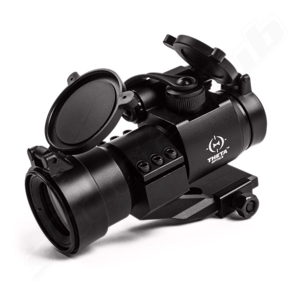 Theta Optics Battle Red Dot Sight schwarz für Softair
