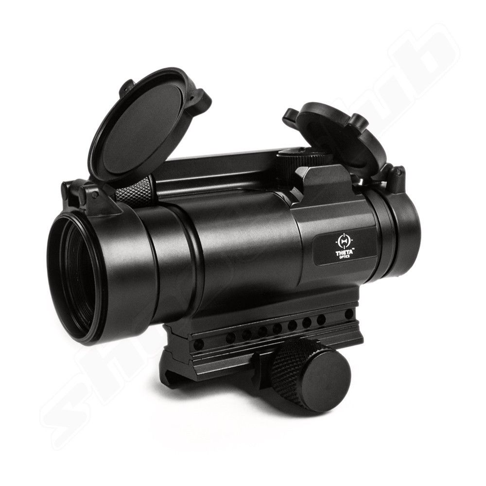 Theta Optics Operator Red Dot Sight schwarz f. Softair