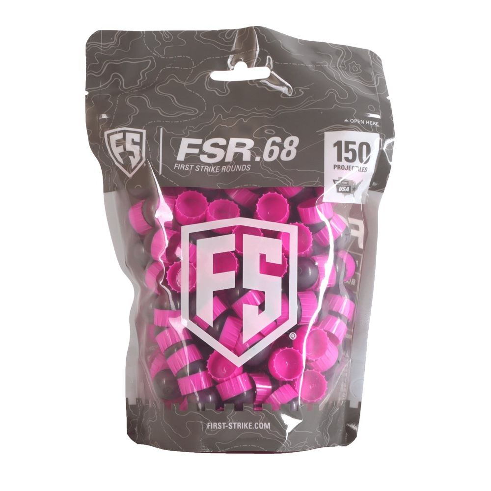 Tiberius First Strike FSR 150er Pack Smoke / Blue / Pink