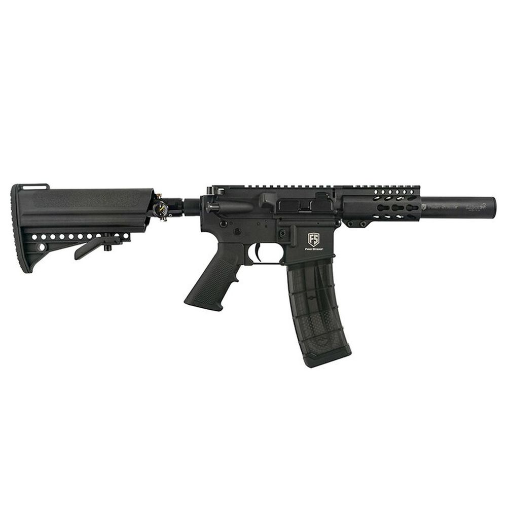 Tiberius First Strike T15 CQB Paintball Markierer .68 Black