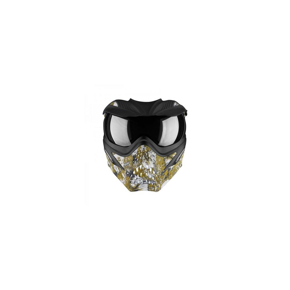 Grill VForce Thermal Maske Paintball/Airsoft Eagle Eye Gold Bild 2