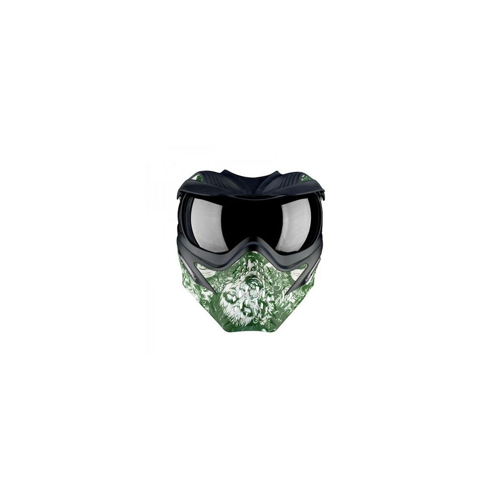 Grill VForce Thermal Maske Paintball/Airsoft Zombie Green Bild 2