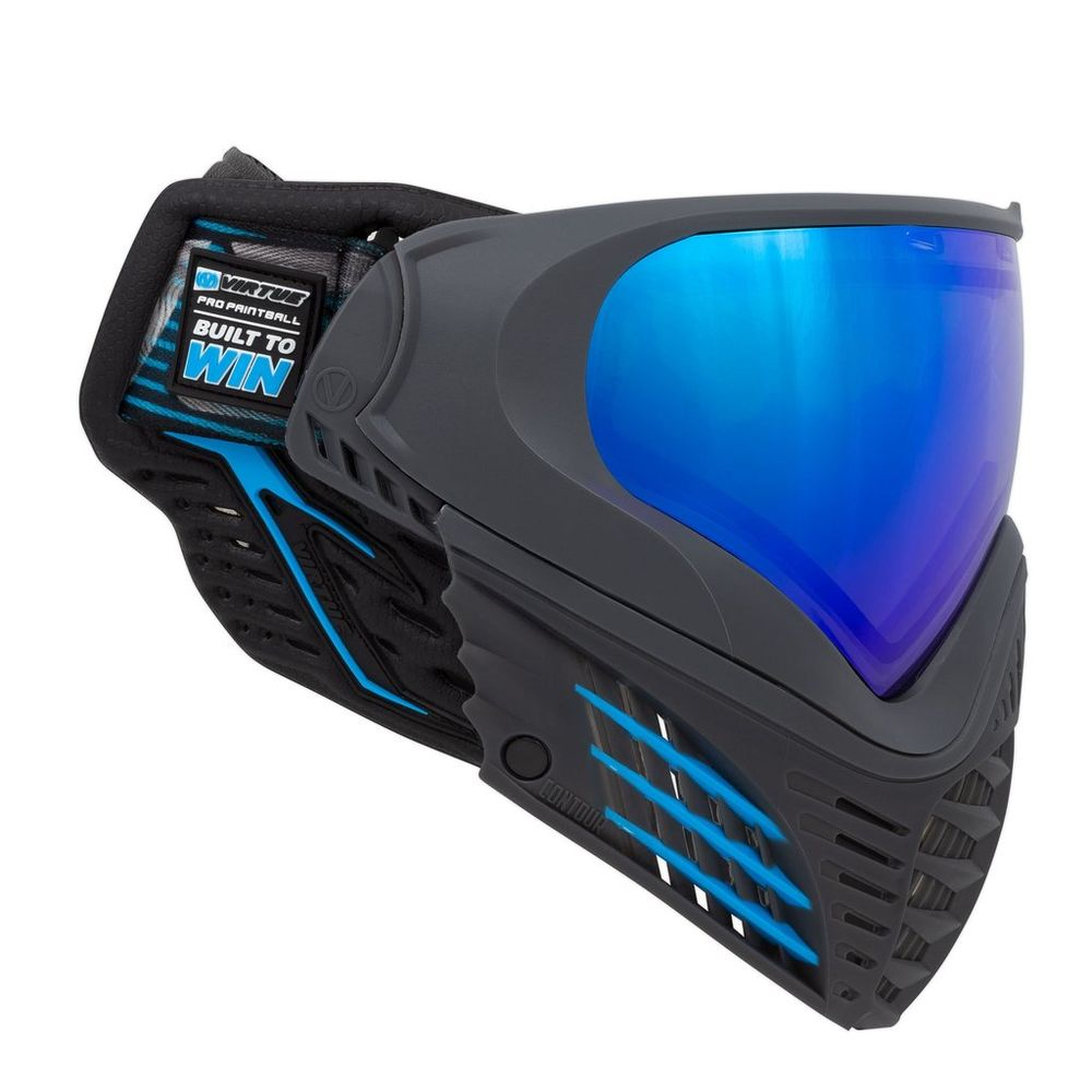 Virtue VIO Contoure II-Ice Thermal Maske Paintball/Airsoft Bild 2
