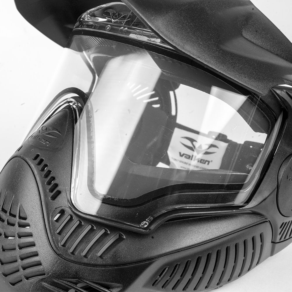 Valken Annex MI-7 Thermalmaske Paintball/Airsoft Black Bild 3
