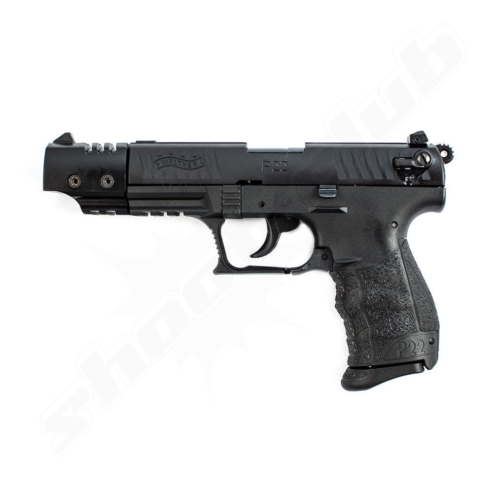WALTHER P22Q Target .22 l.r.