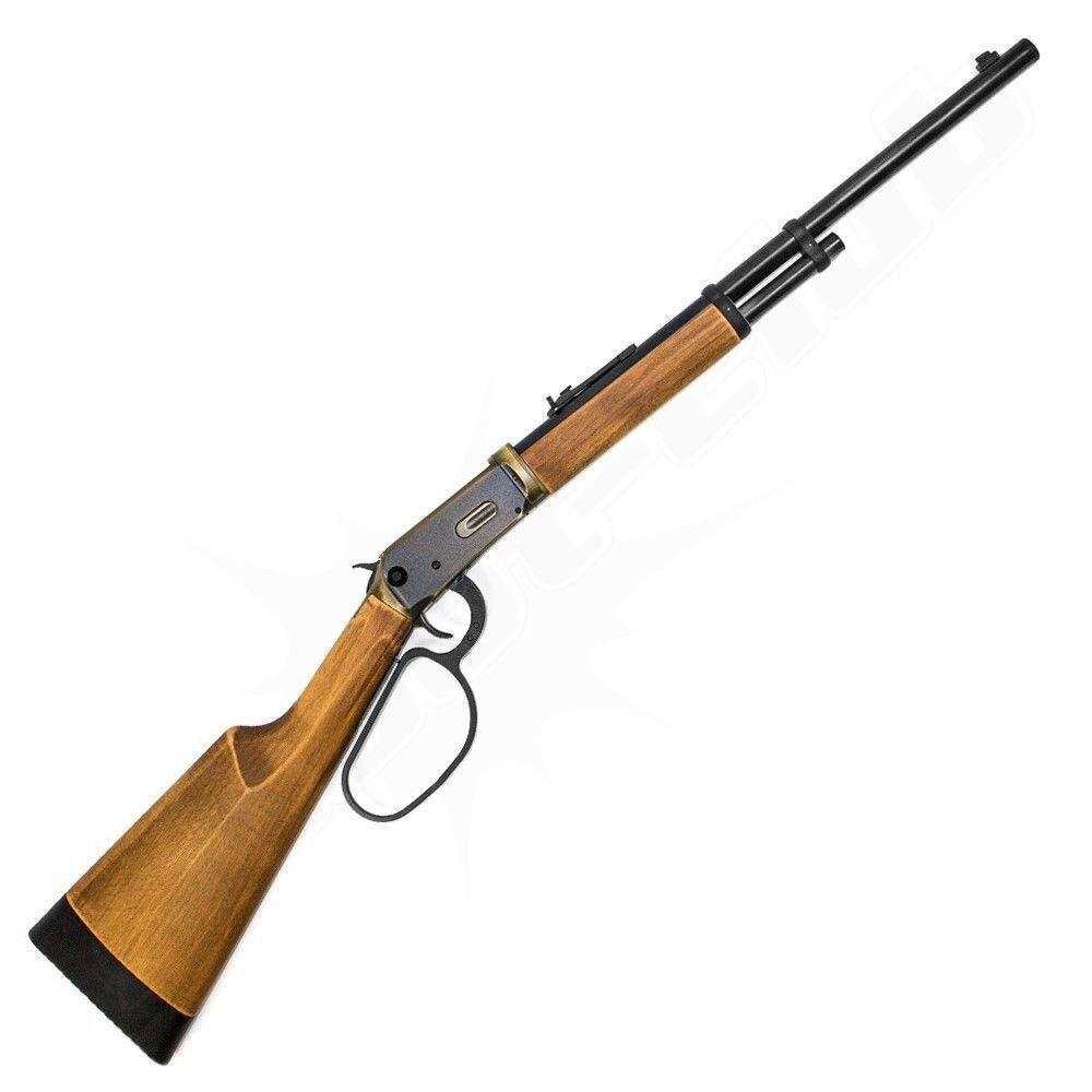 Walther Lever Action Duke CO2 Gewehr Kal. 4,5mm Diabolos - 8 Schuss