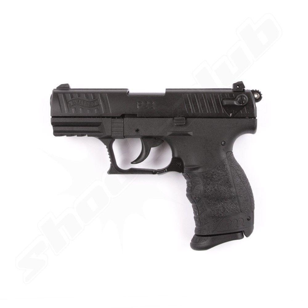Walther P22Q Schreckschusspistole Kaliber 9mm