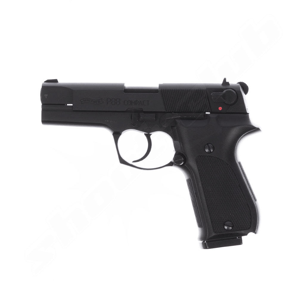 walther p88 schreckschusspistole kaliber 9mm p a k. Black Bedroom Furniture Sets. Home Design Ideas