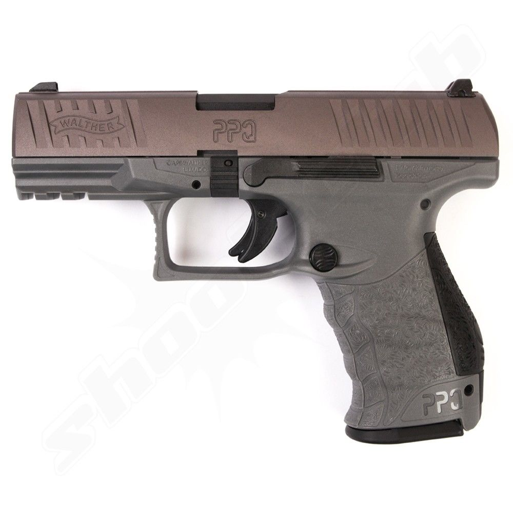 Walther PPQ M2 Softair Pistole GBB - CNC Limited Edition