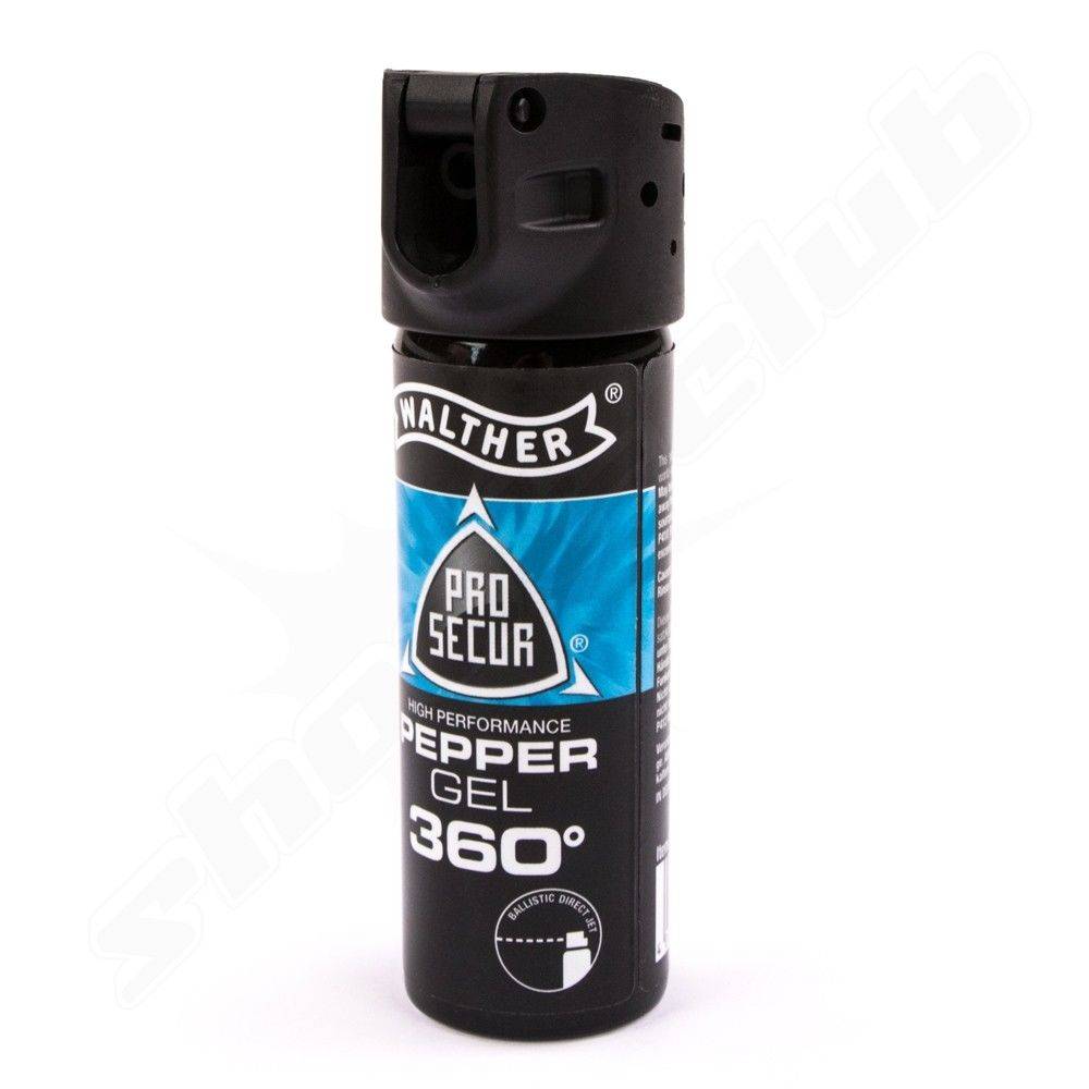 Walther Pfeffergel 360° Pro Secur - Inhalt: 47ml