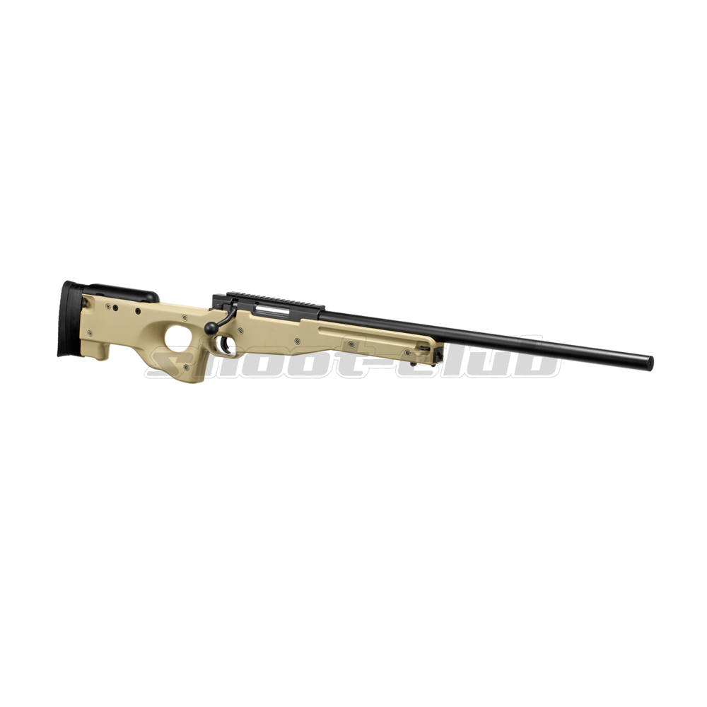 Well L96 MB-01 6mm Airsoft Sniper Tan - ab 18