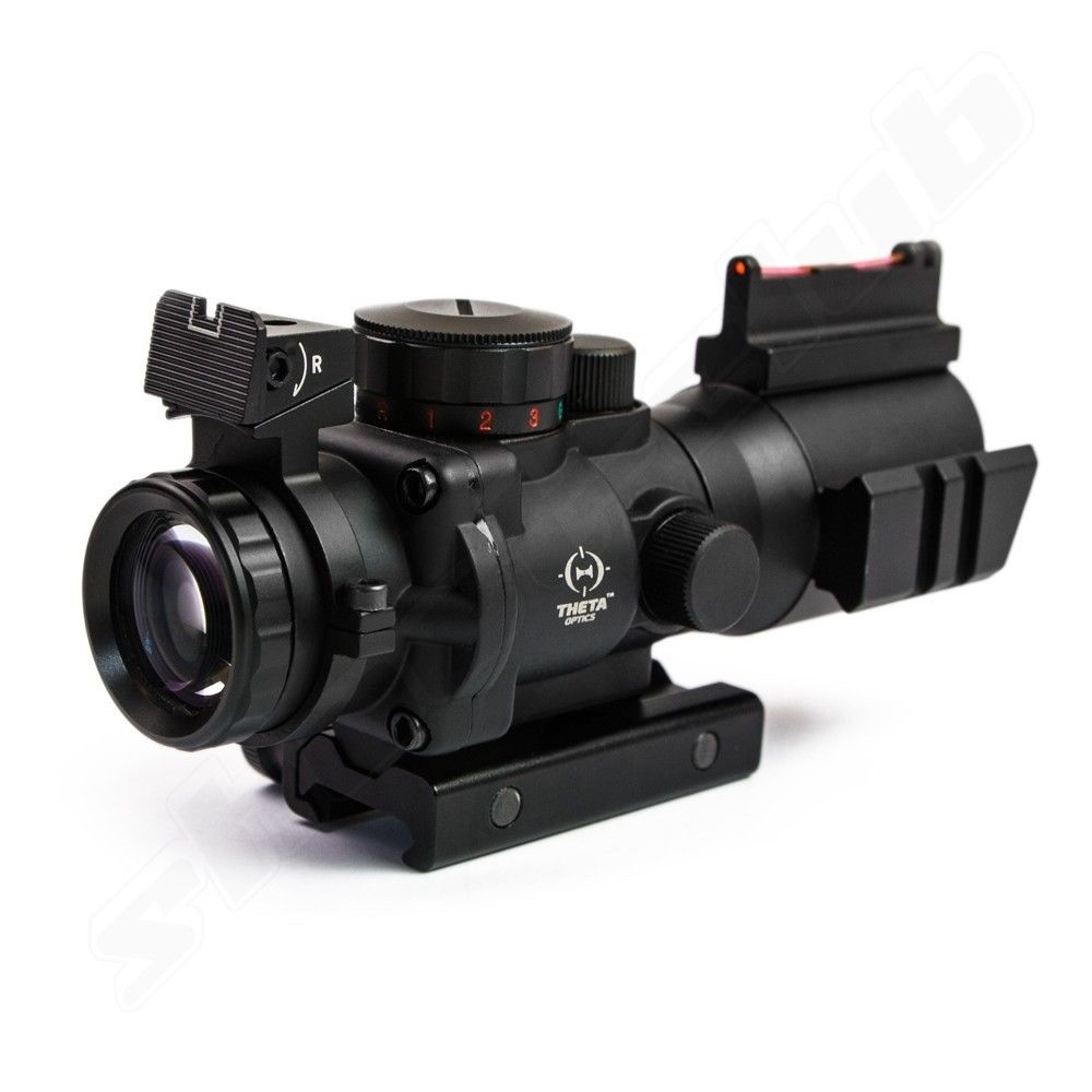 Zielfernrohr Theta Optics ACOG Style 4x32 - Softair