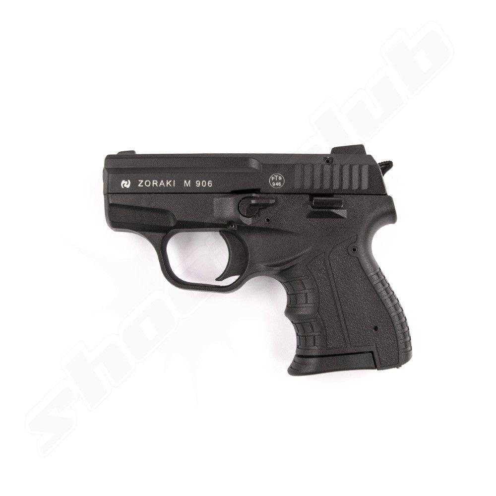 Zoraki 906 Schreckschusspistole 9mm P.A.K. brüniert