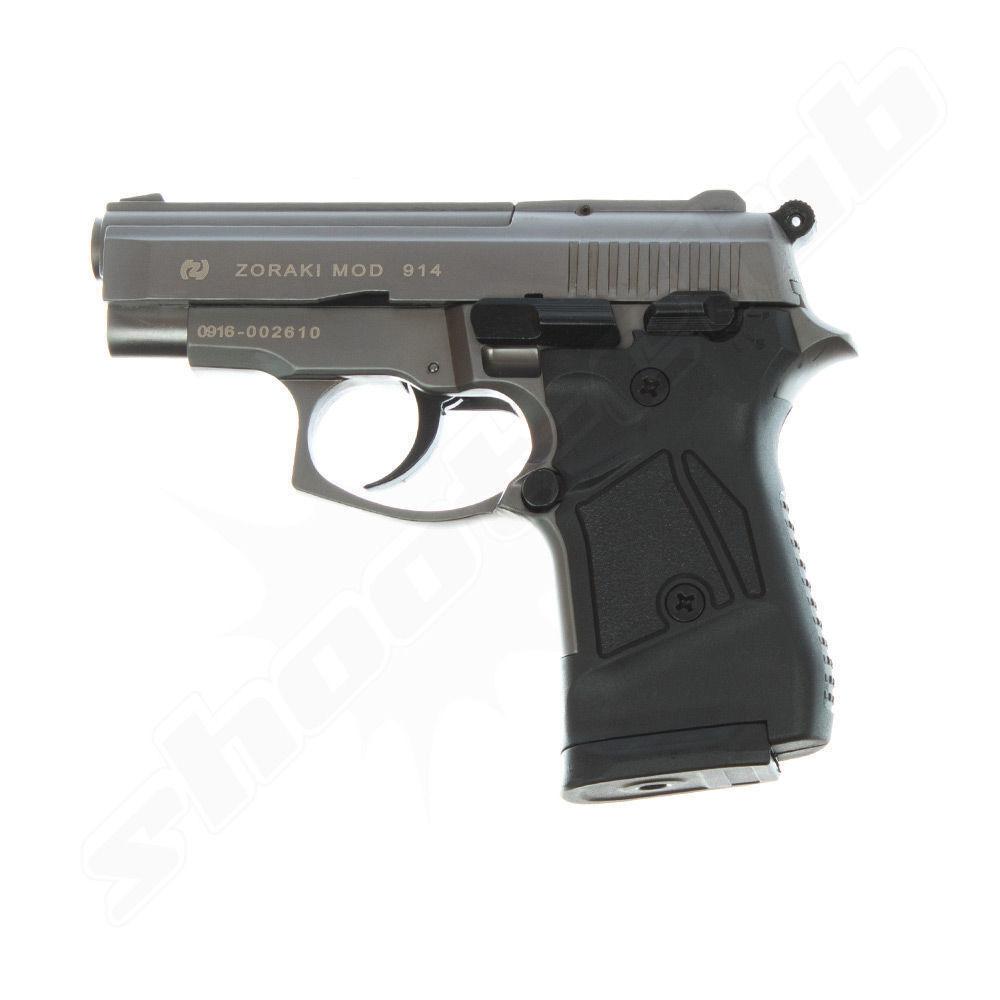 Zoraki 914 titan Schreckschusspistole 9mm P.A.K.