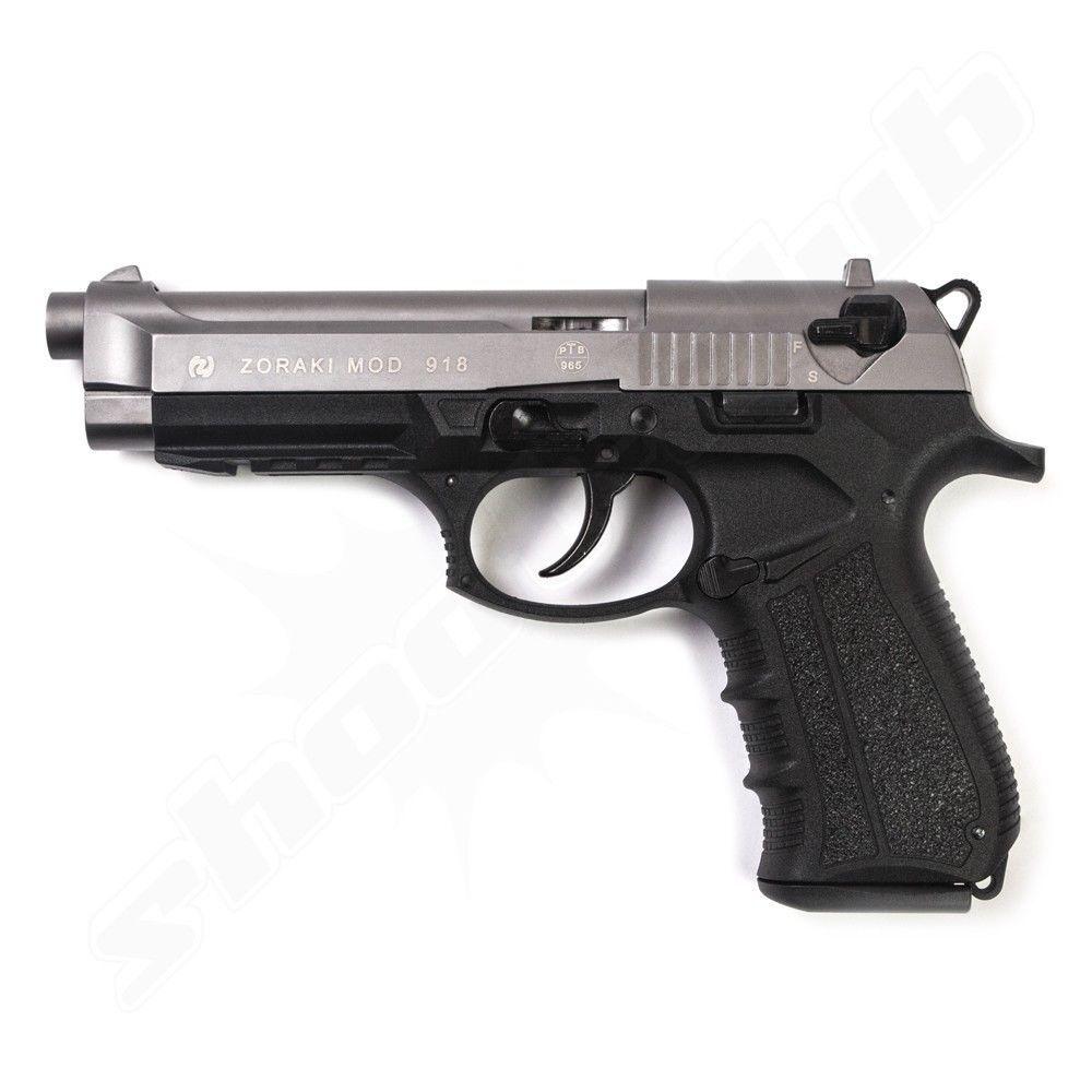 Zoraki 918 Schreckschuss-Pistole TITAN 9mm P.A.K.