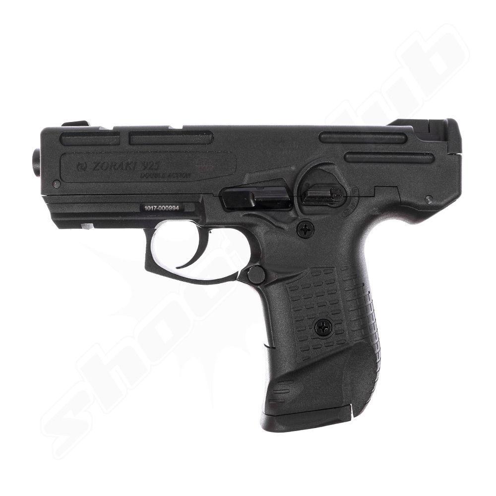 zoraki 925 schreckschusspistole schwarz 9 mm p a k. Black Bedroom Furniture Sets. Home Design Ideas