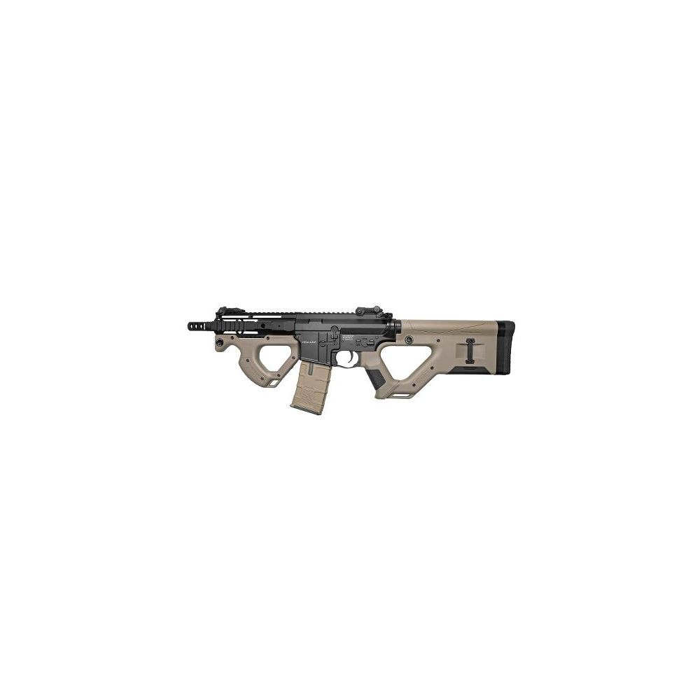KWA B&T MP9A3 Airsoft GBB Maschinenpistole ab18 - Black Bild 3