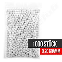 1000 Umarex Softair BBs Kal. 6 mm/0,20 Gramm