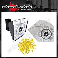 5000 Softair Airsoft BBs, Kal. 6mm, 0,12g - Set