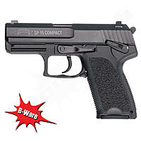 B-Ware Gaspistole IWG SP-15 Compact 9mm P.A.K.