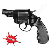 B-Ware Smith&Wesson Combat 9mm R.Knall brüniert