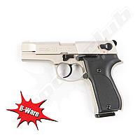 B-Ware Walther P88 Nickel Kal. 9mm P.A.K.