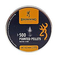 Browning Pointed Pellets Spitzkopf Diabolos Kal. 4,5 mm - 500 Stk