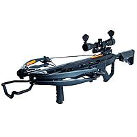 Compound Armbrust Tactical 185 lbs mit 4 Bolzen + Zubeh�r