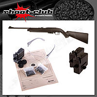Crosman 1077 CO² Gewehr 4,5mm - Spar Set 2