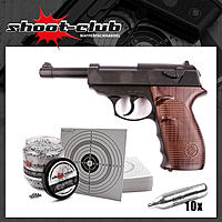 CO² Pistole Crosman C41 - shoot-club Spar Set