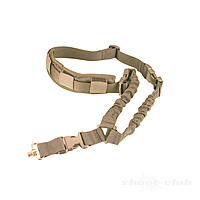 Cytac Single Point Sling with QD Swivel Tan