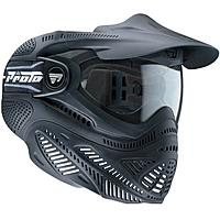 DYE Proto Switch FS Paintball / Airsoft Thermal Maske Black