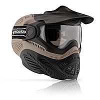 DYE Proto Switch FS Paintball /Airsoft Thermal Maske Tan