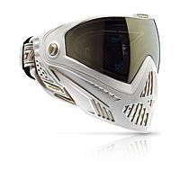 DYE i5 Thermal Maske/Goggle Painball/Airsoft White/Gold