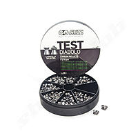 Diabolo Test-Set JSB MATCH Airgun Pellets - 0,475g - 7 x 50 Stk