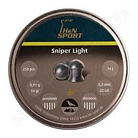 Diabolos H&N Sniper Light Kaliber 5,5mm - 250 Stk.