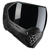 Empire EVS Thermal Maske f. Paintball/Airsoft + Thermalglas Clear -Black