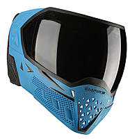 Empire EVS Thermal Maske f. Paintball/Airsoft+Thermalglas Clear - Blue/Black