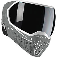 Empire EVS Thermal Maske f. Paintball/Airsoft+Thermalglas Clear-White/Grey