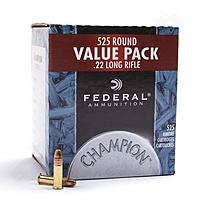 Federal Champion 36gr. HP KK-Patronen - Vorteilspack
